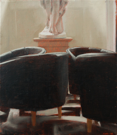 Jane Gardiner Waiting 57 x 42 cms £800